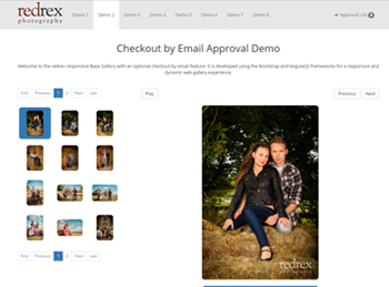 Checkout by Email - Approval