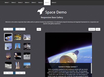 Space Demo