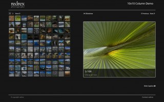 10x10 Lightroom Web Gallery