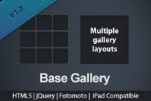 Base Gallery Update and Demo for Lightroom